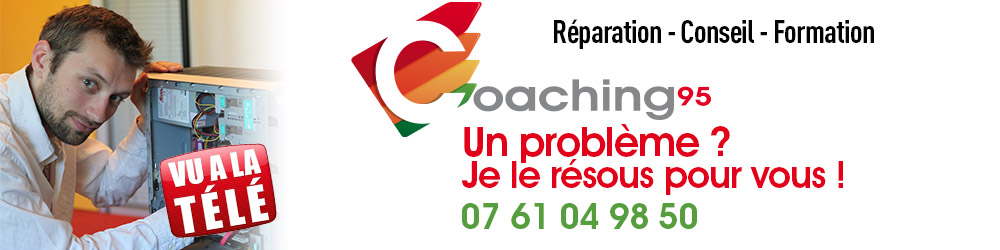 Coaching95 - Dépannage électroménager